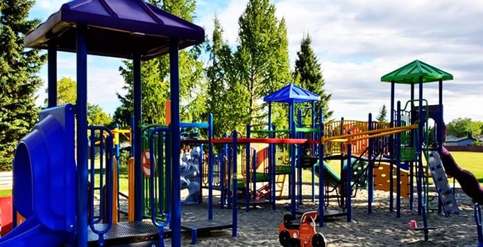 walmart playground